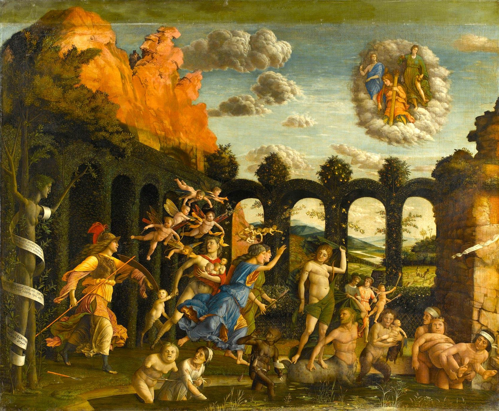 vanity in greek mythology essay