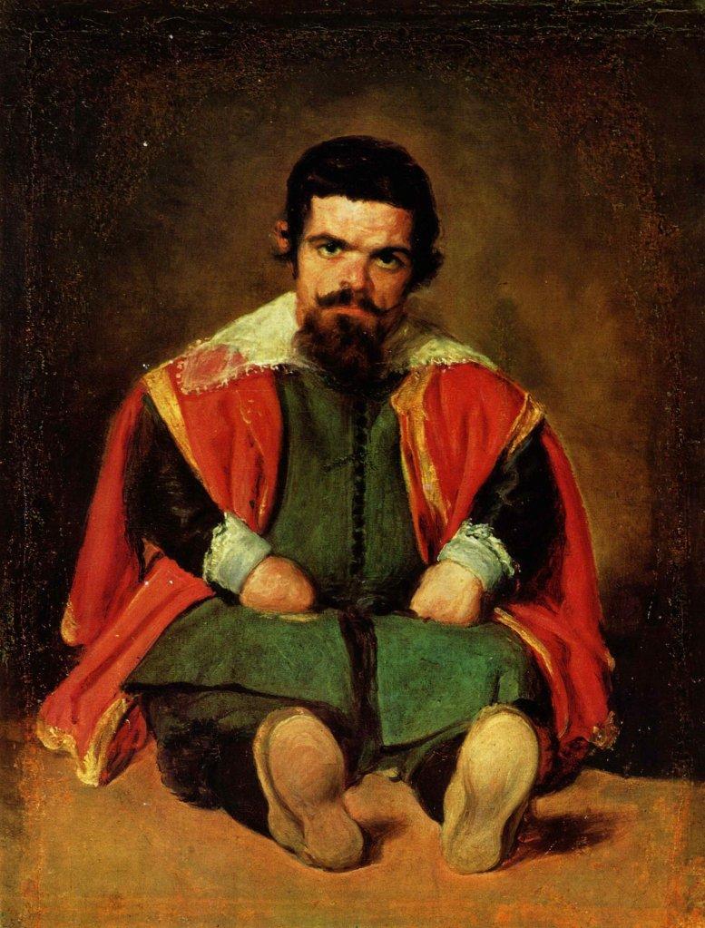 El bufón don Sebastián de Morra by Velázquez - my daily art display