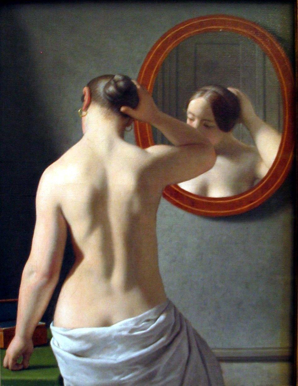 Nude In Front Of Women 48