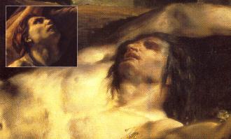 Eugene Delacroix Dante And Virgil In Hell