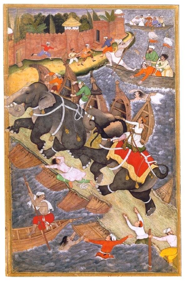 Akbar and the Elephant Hawai