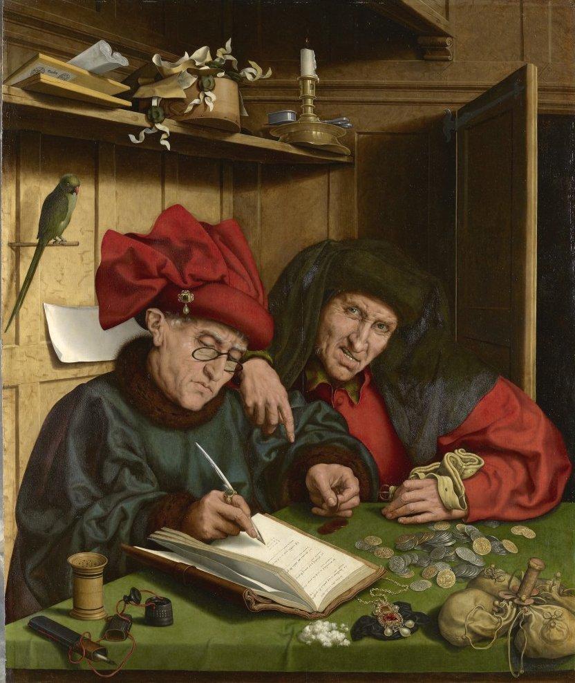 Αποτέλεσμα εικόνας για moneylender painting