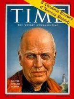 Time magazine cover  December 24th 1956