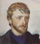 Boris Serebriakov by Zinaida Serebriakova (c.1905)