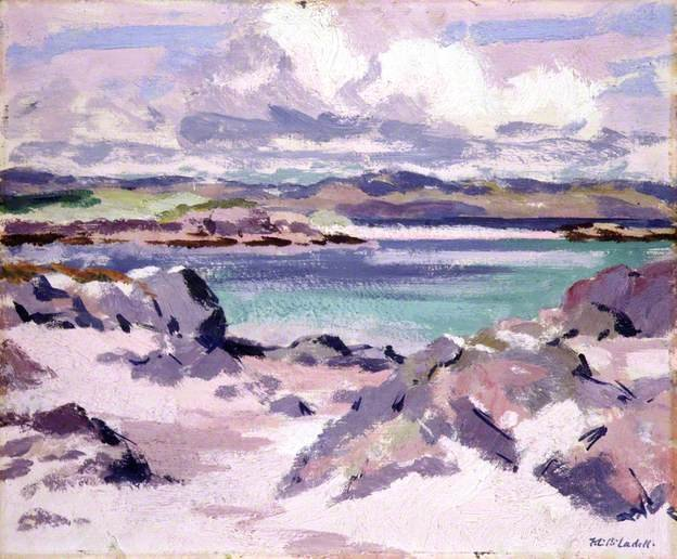 Iona by Francis Cadell