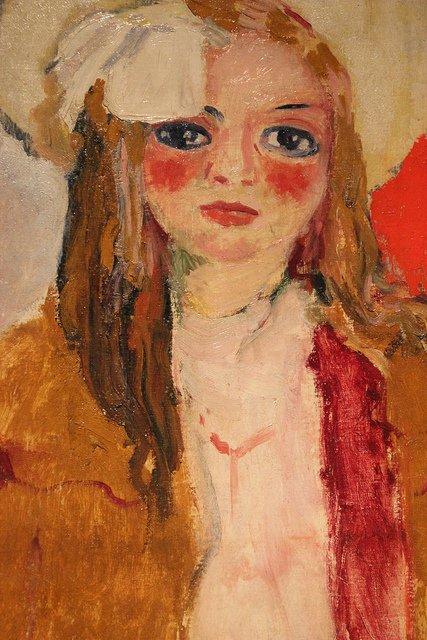 Portrait of Dolly by Kees van Dongen (c.1912)