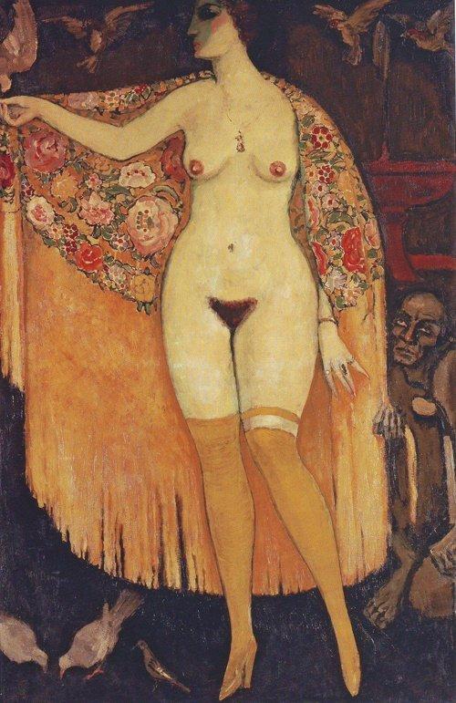 Tableau by Kees van Dongen (1913)