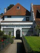 Paul Delvaux Museum at St Idesbald