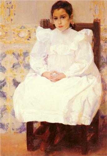 Maria by Joaquín Sorolla (1900)