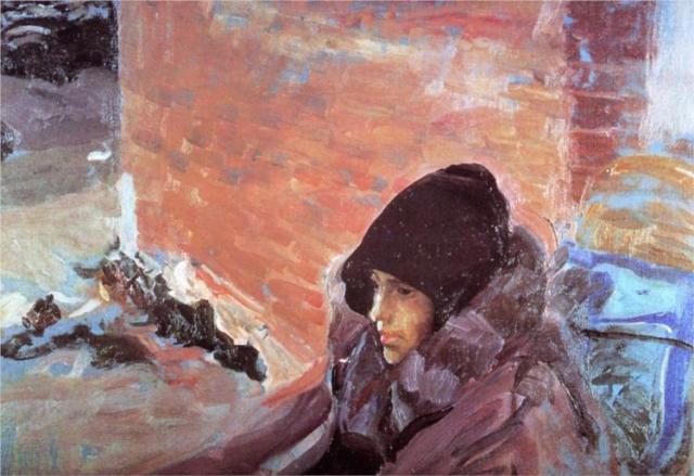 Maria Sick by Joaquín Sorolla (1907)