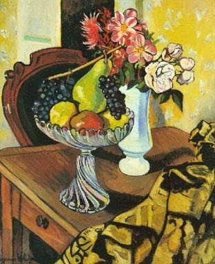 Still Life by  Suzanne Valadon (1918)
