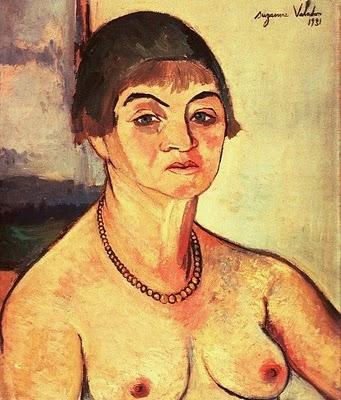Suzanne Valadon Self Portrait (1931)