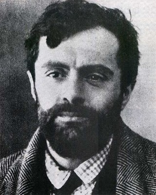 Amedeo Modigliani 1919. The  year before his death