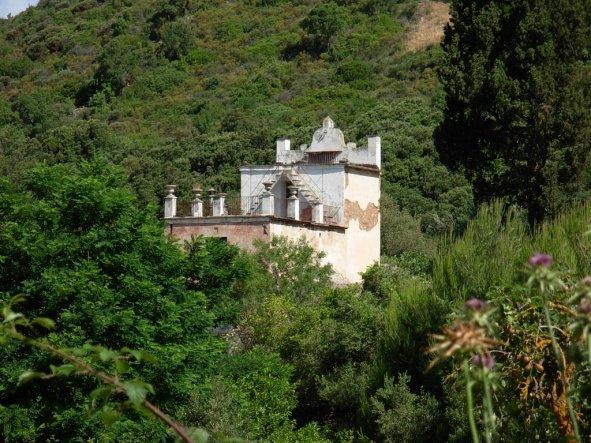Villa Modigliani, Grugura, Sardinia