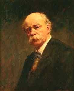 F.McCubbin, SelfPortrait (1913)