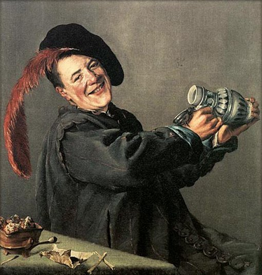 The Jolly Toper by Judith Leyster (1629)