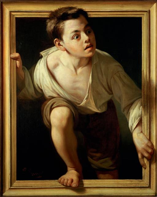 Escaping Criticism by Pere Borrell del Caso