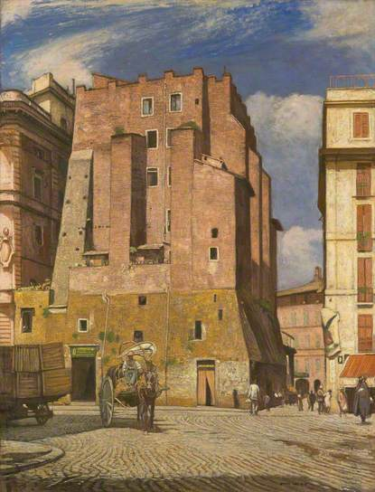 The Red Tower by Sydney Lee (1928