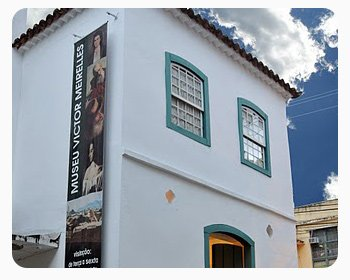 Victor Meirelles Museum, Florianapolis