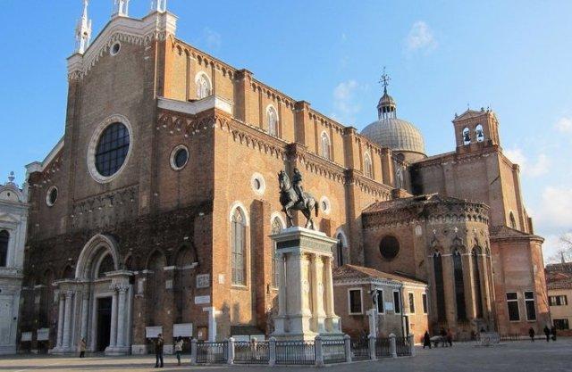 Basilica di Santi Giovanni e Paolo, Venice