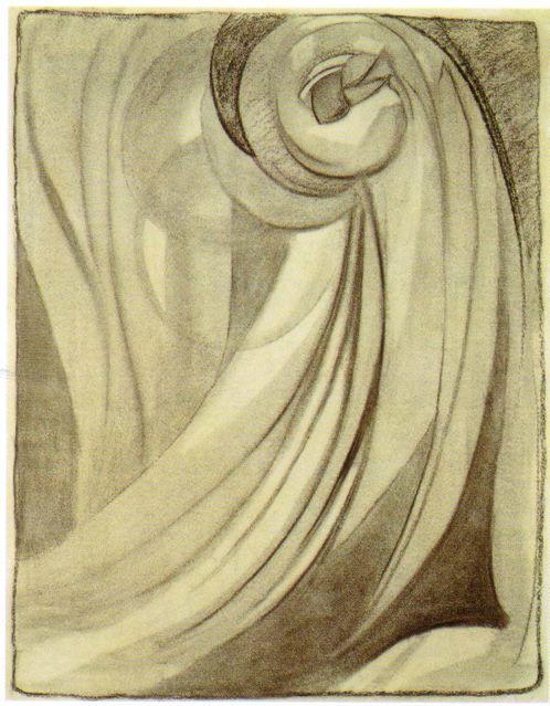 Early No. 2 by Georgia O'Keefe (1915)