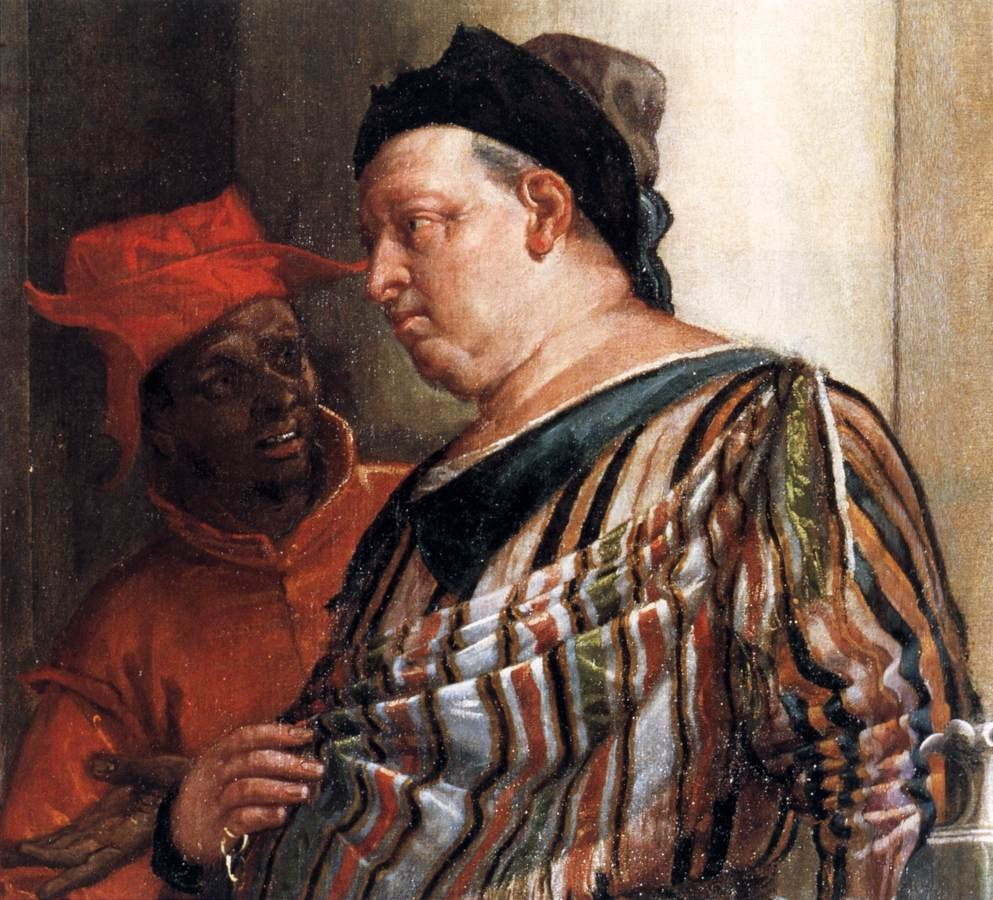 Feast at the House of Levi by Paolo Veronese – my daily ...