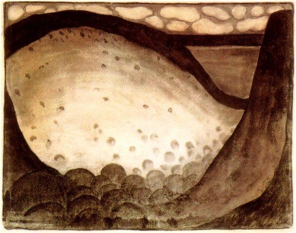 Special No. 15 by Georgia O'Keefe (1916)