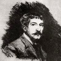 Theodore Roussel  Self Portrait (1901)