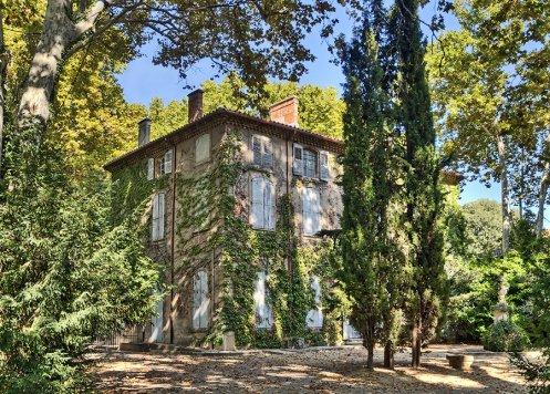 House in the Jas de Bouffan