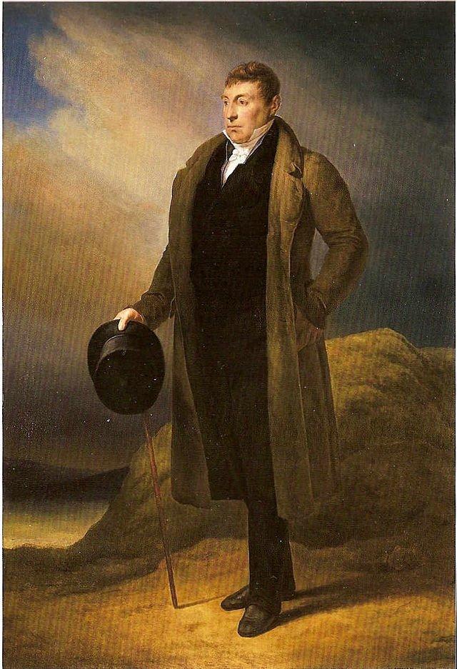 General Lafayette by Ari Scheffer (1823)
