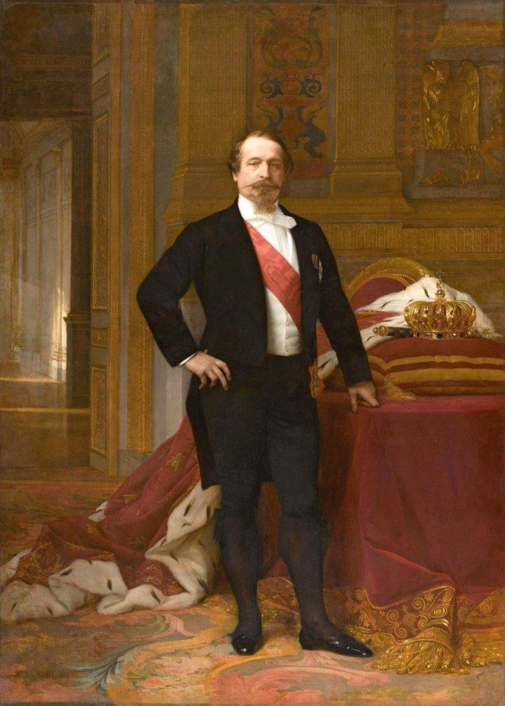 Emperor Napoleon III by Alexandre Cabanel (c.1865)