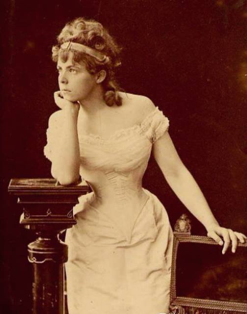 Marie Bashkirtseff (1858 - 1884)