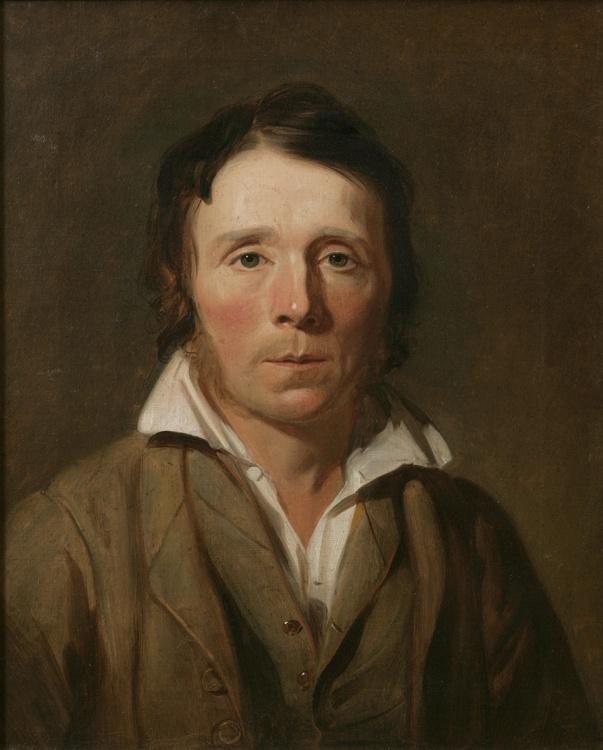 Portrait of Reuben Merrill by William S Mount (1832)