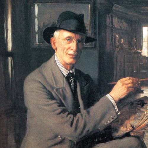 Frederick William Elwell       (1870 - 1958)