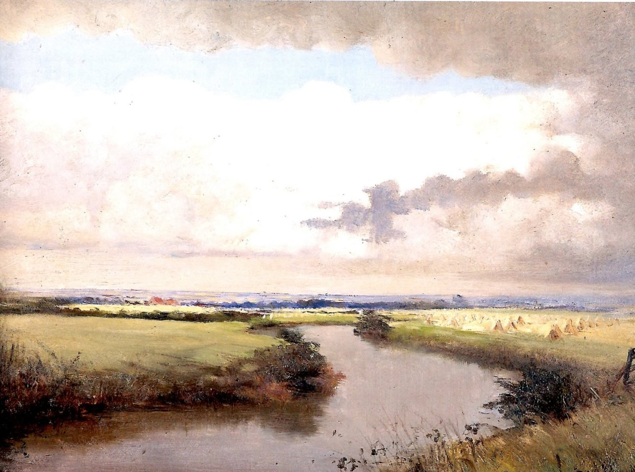 Upper Reaches of the River Hull by