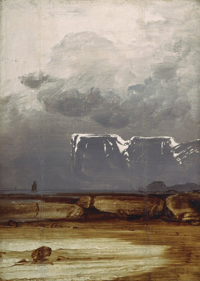 From North Cape by Peder Balke (c.1860's)