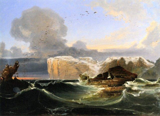 North Cape by Peder Balke (1945)