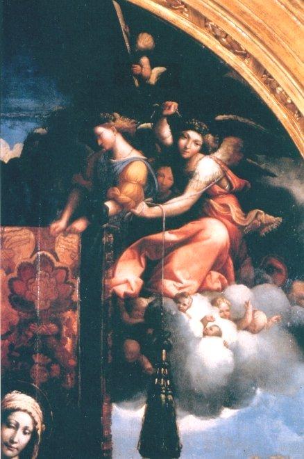 Angels and spiritelli