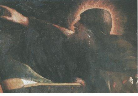 Saint Augustine (right spandrel)