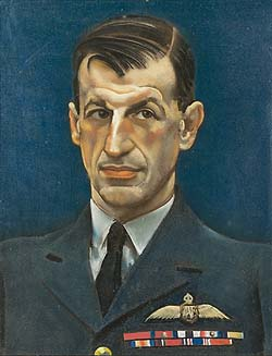 Air Chief Marshall Sir Charles Frederick Algernon Portal DSO & Bar by Eric Kenningtonn(1941)