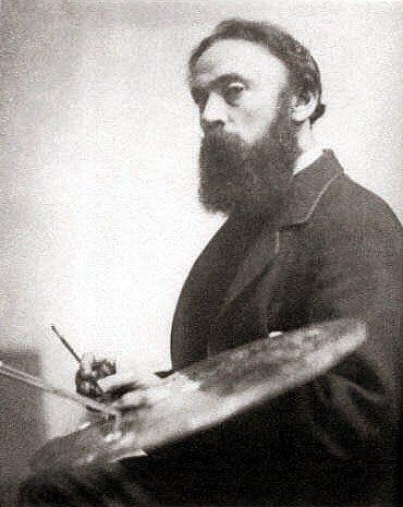 Albert Joseph Moore c. 1870
