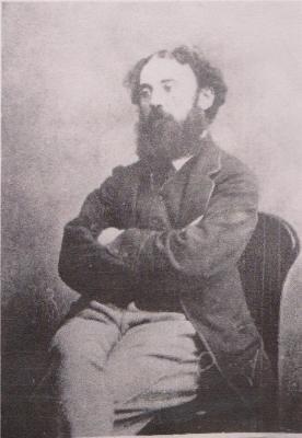 Albert Joseph Moore (c.1870)