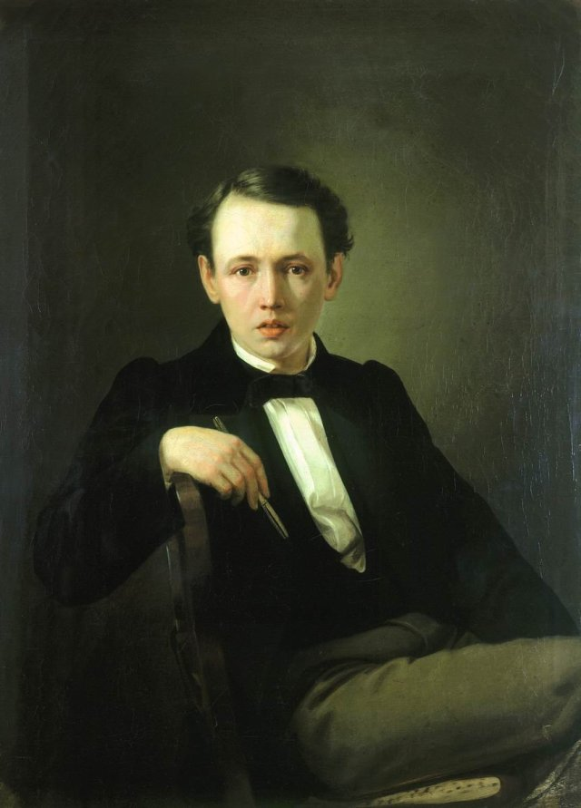 Self-Portrait (1851)