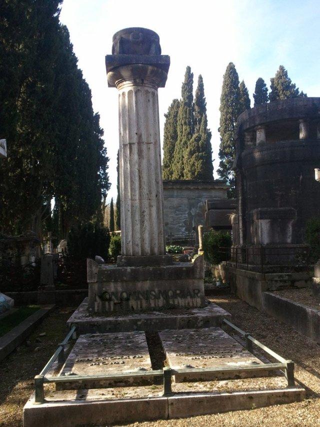 Grave of Arnold Böcklin