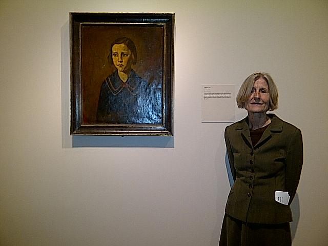 Sabine Rewald, Curator for Modern Art, Dept. Of Modern and Contemporary Art at The Metropolitan Museum of Art.