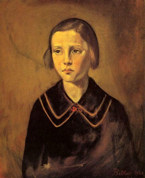 Thérèse by Balthus (1936)