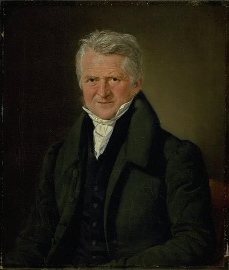 C.W.Eckersberg by Christian Albrecht Jensen (1832)