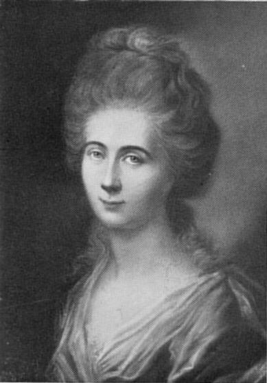 Charlotte Buff-Kestner by Johann Heinrich Schröder