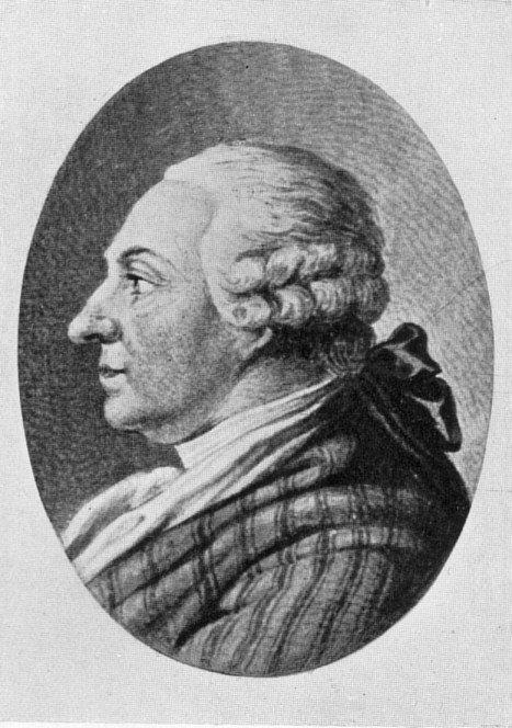 Johann Caspar Goethe (father)