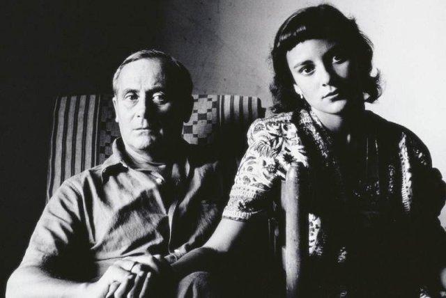 Joan Miro and Pilar Juncosa (1929)